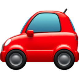 Automobile Emoji U 1f697
