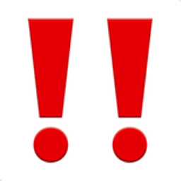 double exclamation mark emoji u203c ufe0f