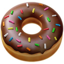 f2u donut emoji - photo #16