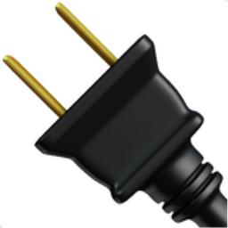 Electric Plug Emoji U 1f50c