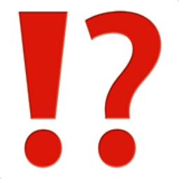 exclamation question mark emoji u2049 ufe0f