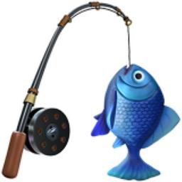 Fishing Pole Emoji U 1f3a3