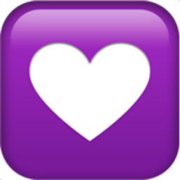 Heart Decoration Emoji (U+1F49F)