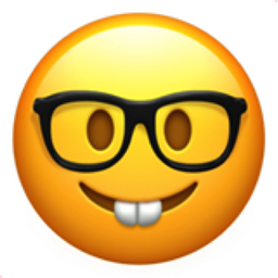 http://d2trtkcohkrm90.cloudfront.net/images/emoji/apple/ios-10/256/nerd-face.png