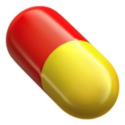Pill Emoji U 1f48a