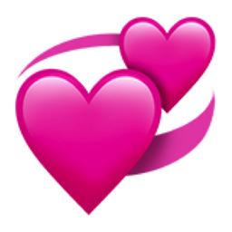 pink apple clip art