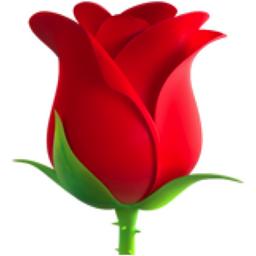 Rose Emoji U 1f339