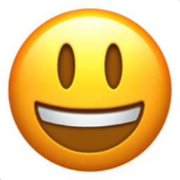 Smiling Face With Open Mouth Emoji U 1f603