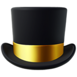 http://d2trtkcohkrm90.cloudfront.net/images/emoji/apple/ios-10/256/top-hat.png