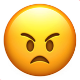 angry iphone emoji - photo #4