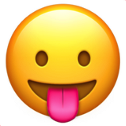 Image result for emoji tongue out